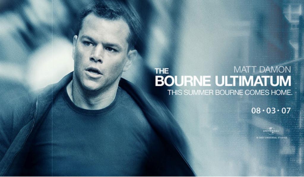 Jason Bourne Blog