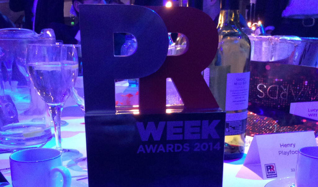 PR agency of the year