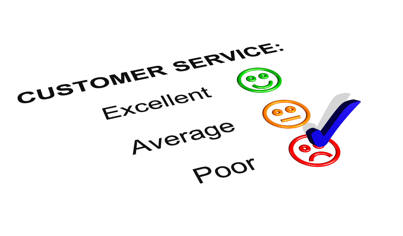 essay on bad customer service It is clear to portakabin that good customer service is vital it is aware that  satisfied customers return to the business and ensure that healthy profits are  made.