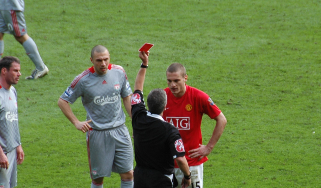 red card 3