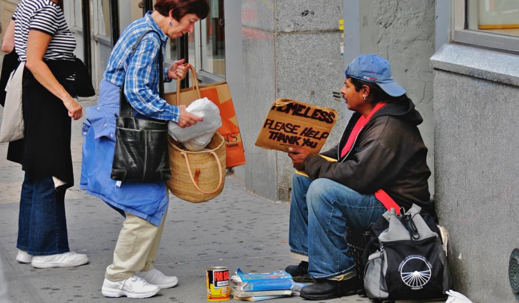 Charity - web