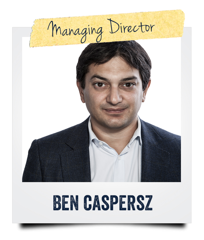 Ben Caspersz