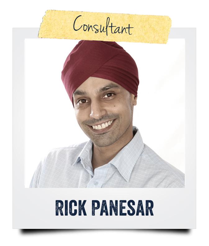 Rick Panesar