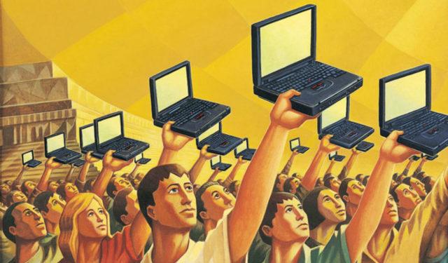 digital democracy social media week