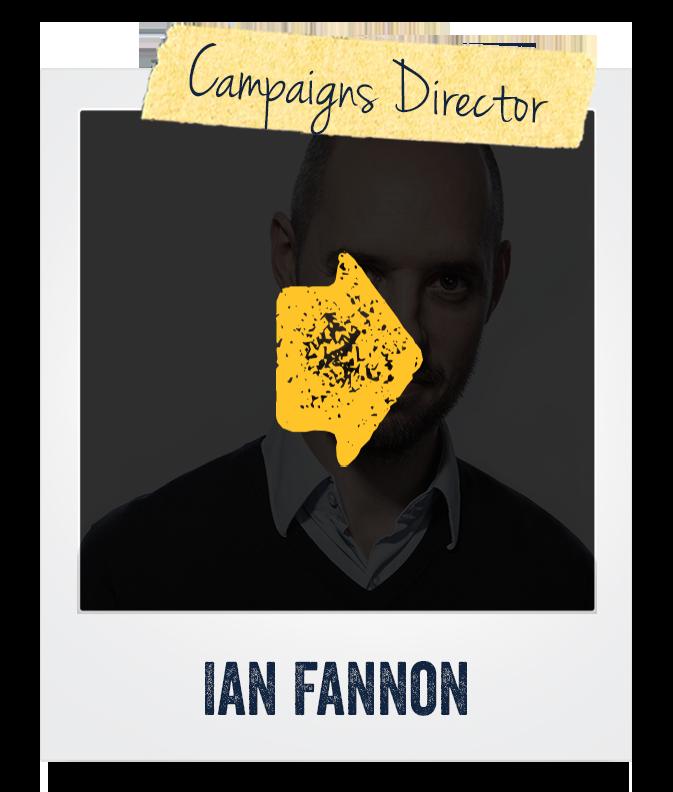 Ian Fannon