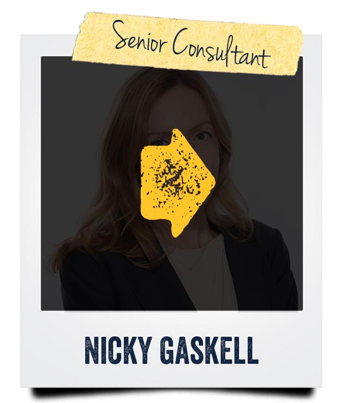 Nicky Gaskell